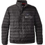 """""""Patagonia M's Down Snap-T Pullover Black"""""""